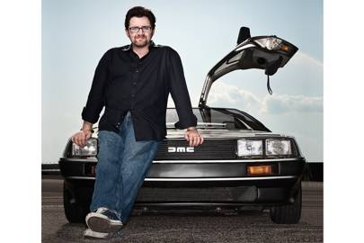 Ready Player One's Ernest Cline on his new novel Armada