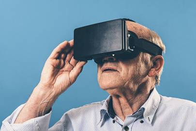 For people with dementia, virtual reality can be life-changing