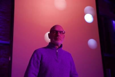 Brian Eno's AR experience lets you play synth in mid-air