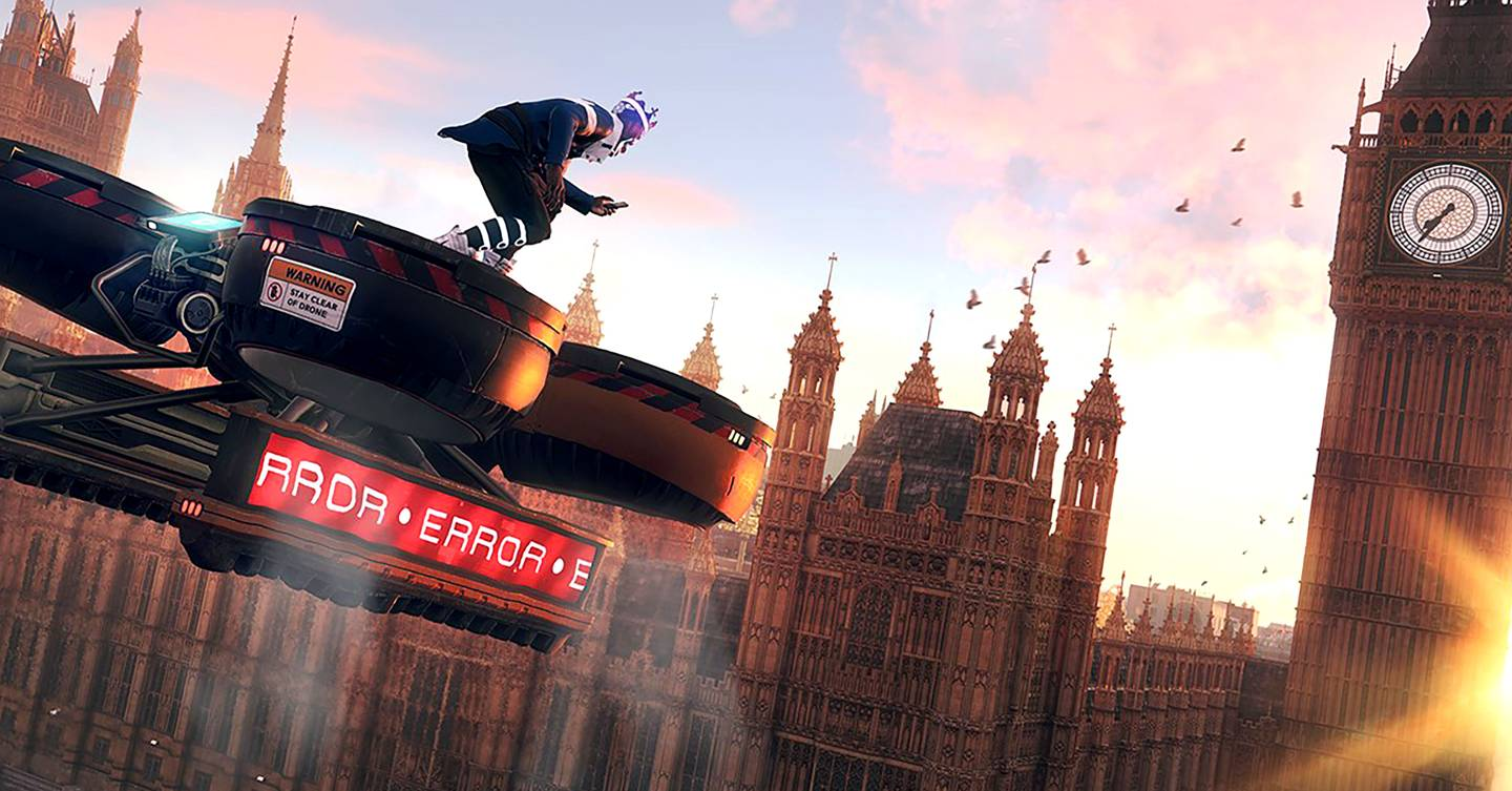 Watch Dogs: Legion hates Brexit. It also sucks at political commentary