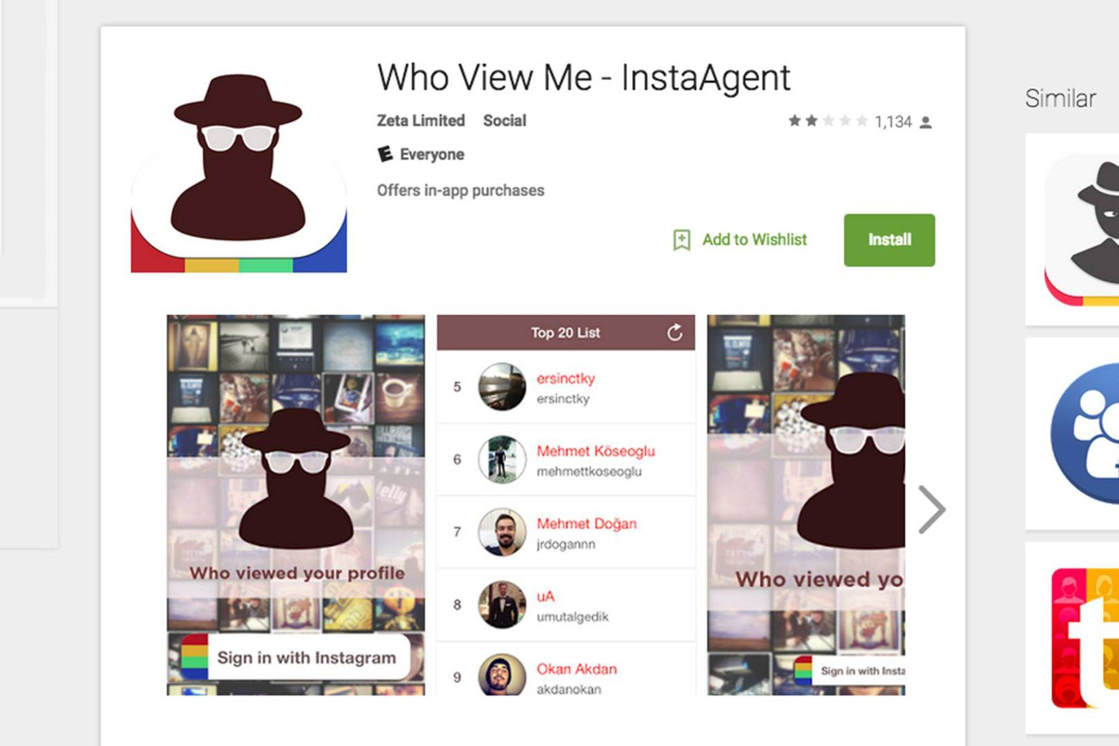 Instagram scam app stole passwords from users   WIRED UK