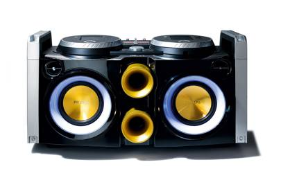 iPhone DJ dock