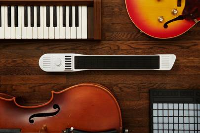 Artiphon's Instrument 1 can be a piano, guitar and drum machine