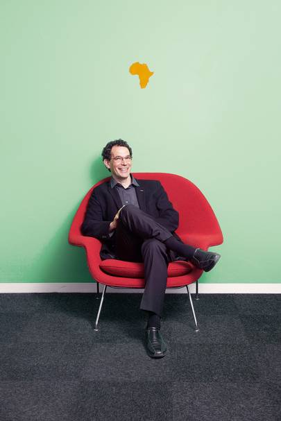 """Neil Turok: """"We more or less had to reinvent many aspects of graduate education"""""""