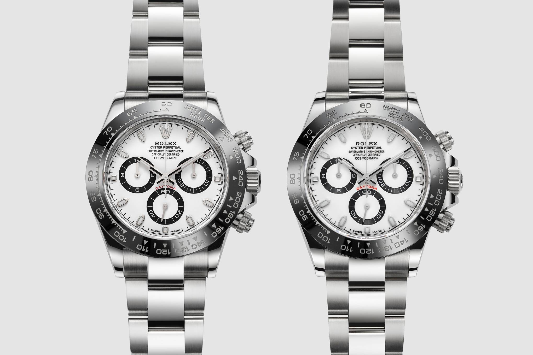 It's just got a lot harder to spot a fake Rolex. Here's what