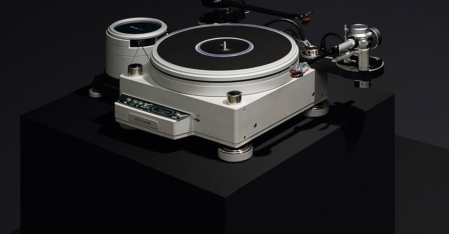 The WIRED test: Four premium turntables are taken for a spin