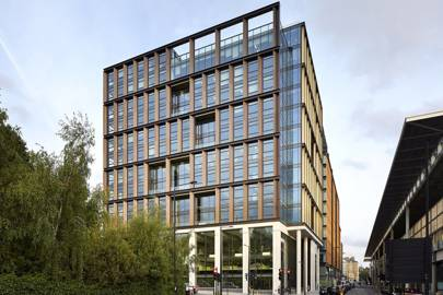 5 Pancras Square by Bennetts Associates