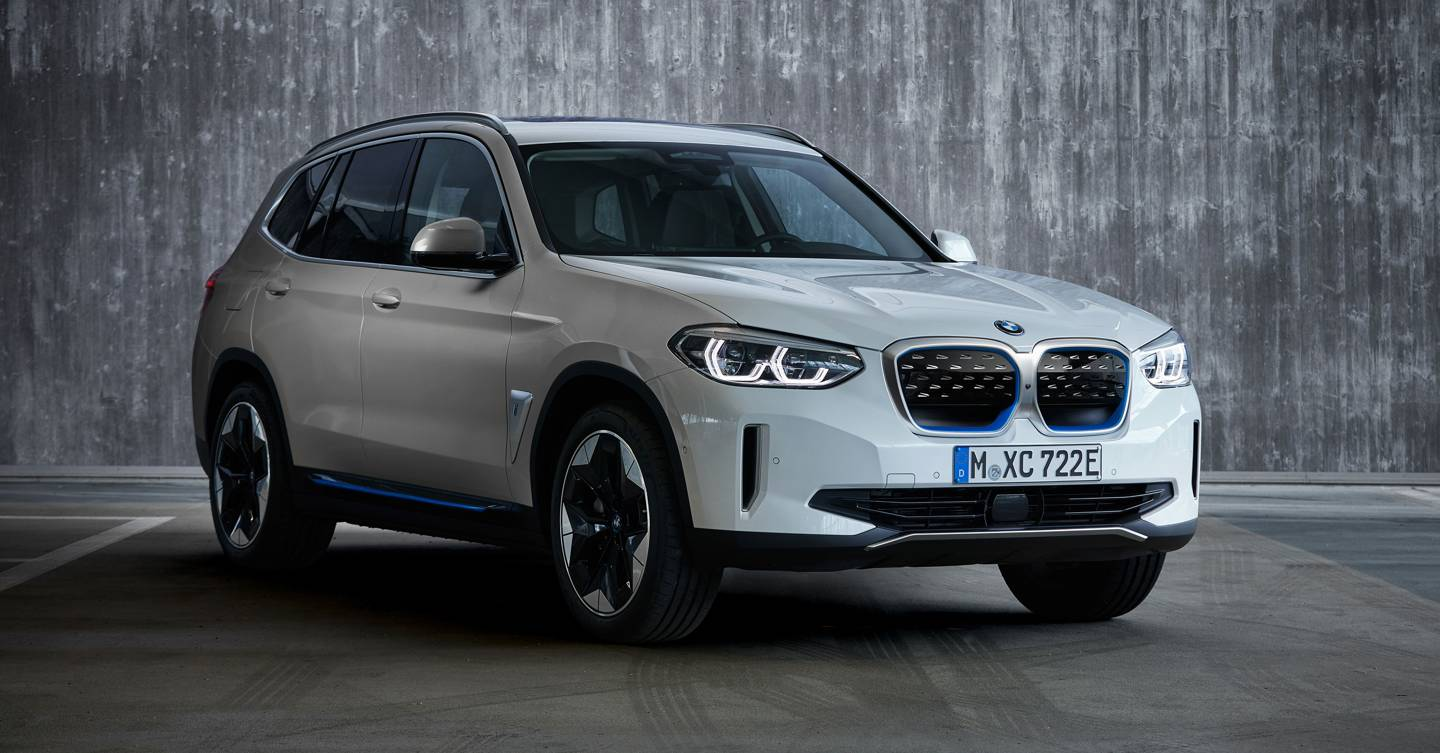 BMW iX3 review: a 279-mile range with a Hans Zimmer soundtrack