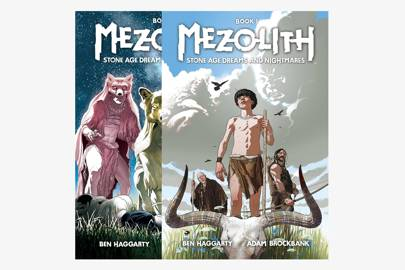 Mezolith volumes one and two