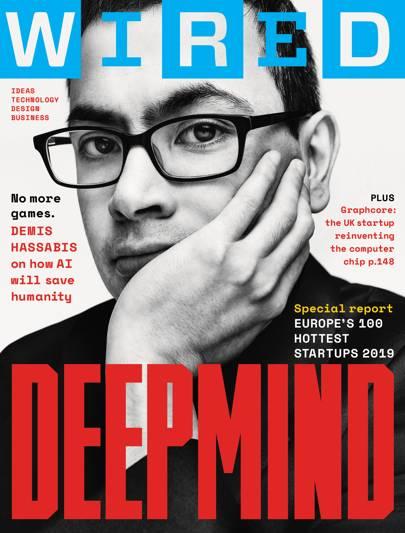 WIRED UK Magazine - September / October 2019 | WIRED UK