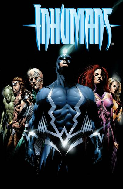 Marvel's Inhumans confirmed for TV series - but not movie