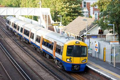 In 2015 London Overground services arrived at their terminating station no more than five minutes late 94.2 percent of the time, making the franchise one of the most reliable in the UK