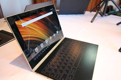 Lenovo Yoga Book Hands On Review Specs Price And Release Date From Ifa 2016 Wired Uk