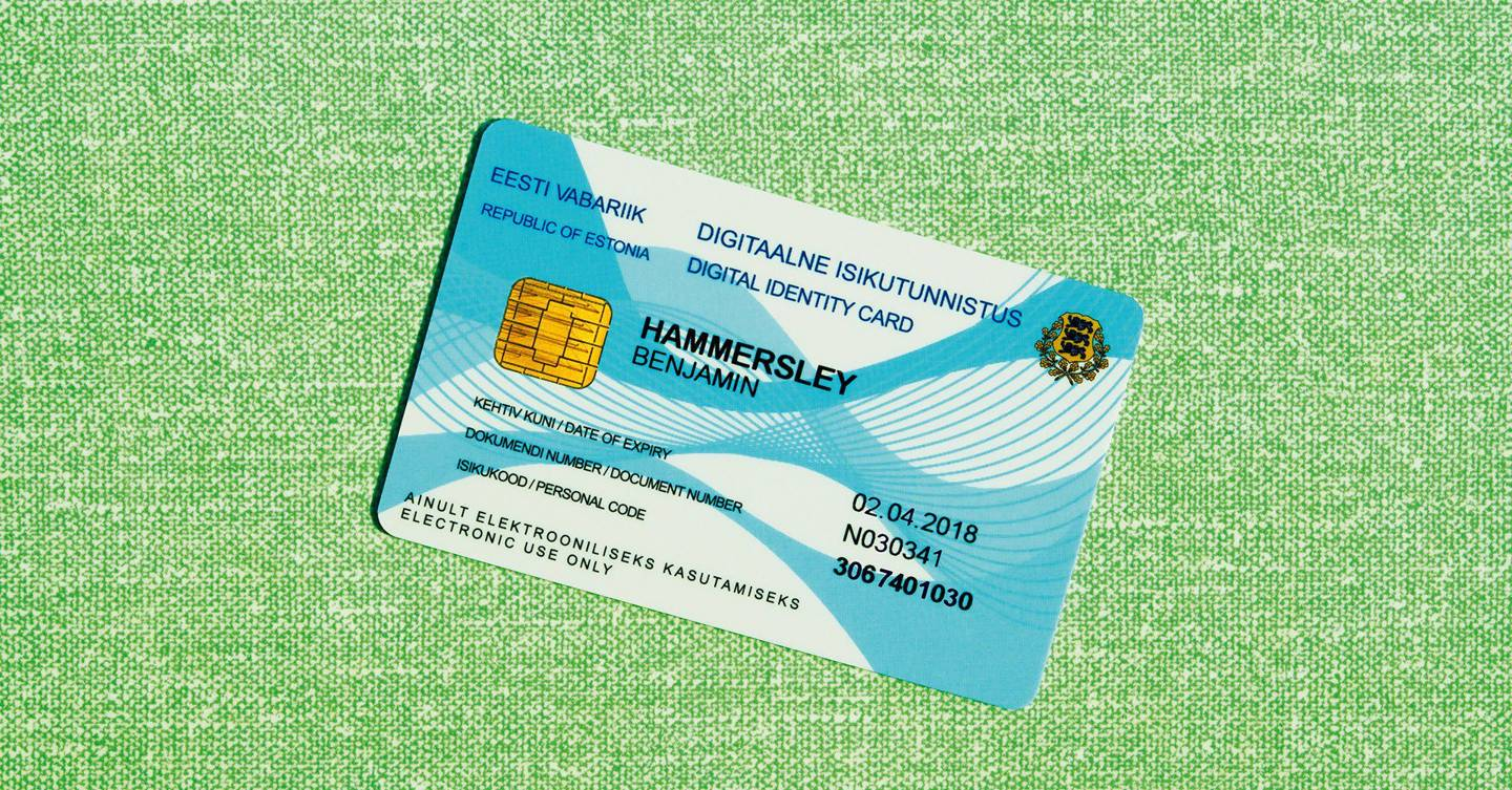 7282577a412 Become an e-resident of Estonia | WIRED UK