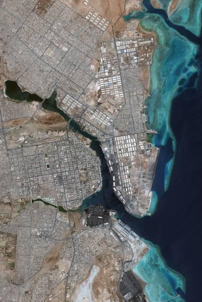 Port of Sudan, Sudan, 8 October, 2011
