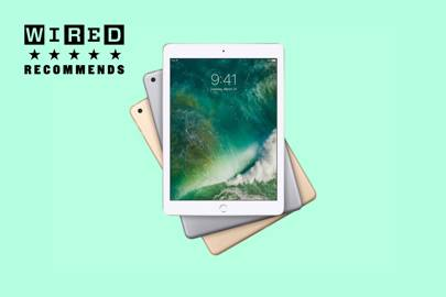 Tablet: Apple iPad 9.7-inch (2018)