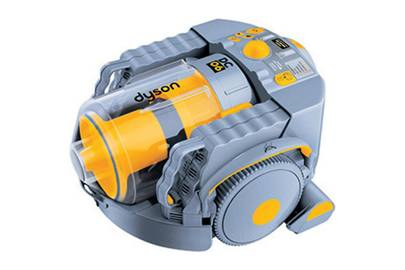 The robotic Dyson DC06, from 2001, was pulled from production