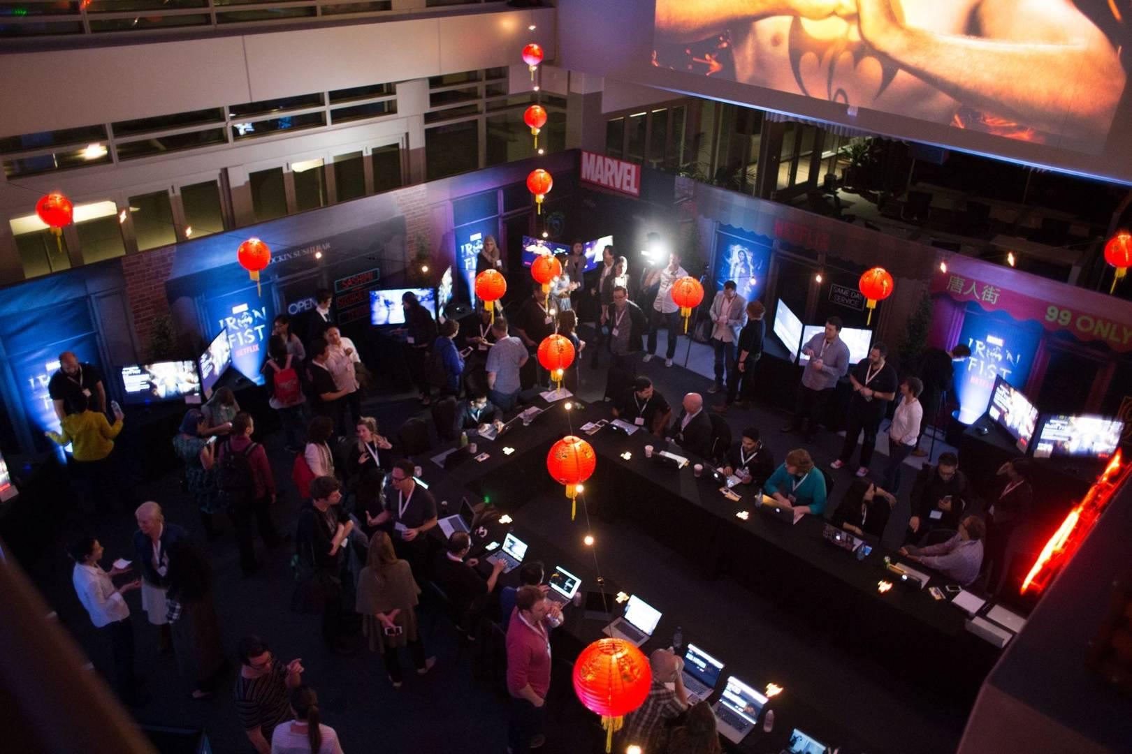 Inside Netflix HQ | WIRED UK