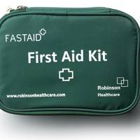 FastAid Essentials Family First-Aid Kit