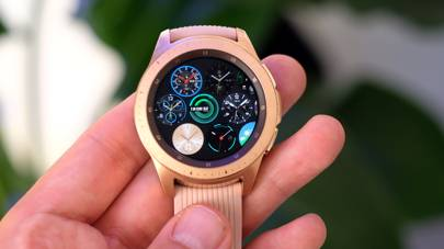 Samsung Galaxy Watch hands-on: still let down by a lack of apps