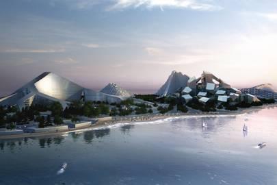 Zira Zero Island / In consultation