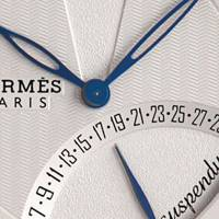 Best Gimmick: Hermes Time Suspended Watch