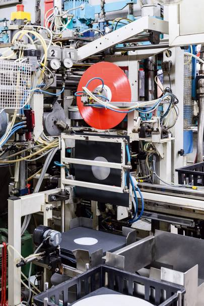 This factory is leading London's vinyl revival