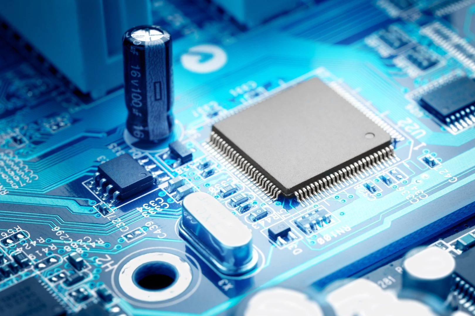 Why The Future Of Computing Is Analog Wired Uk Make But It Does Need An Advanced Electronic Circuit Crafted Like So