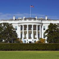 The White House, residence of the US president
