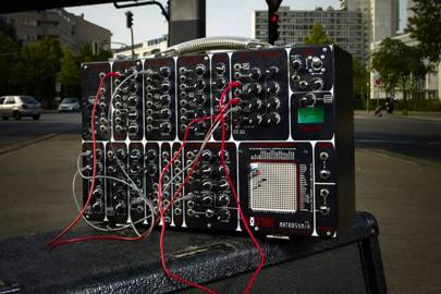 Vostok Modular Synthesizer