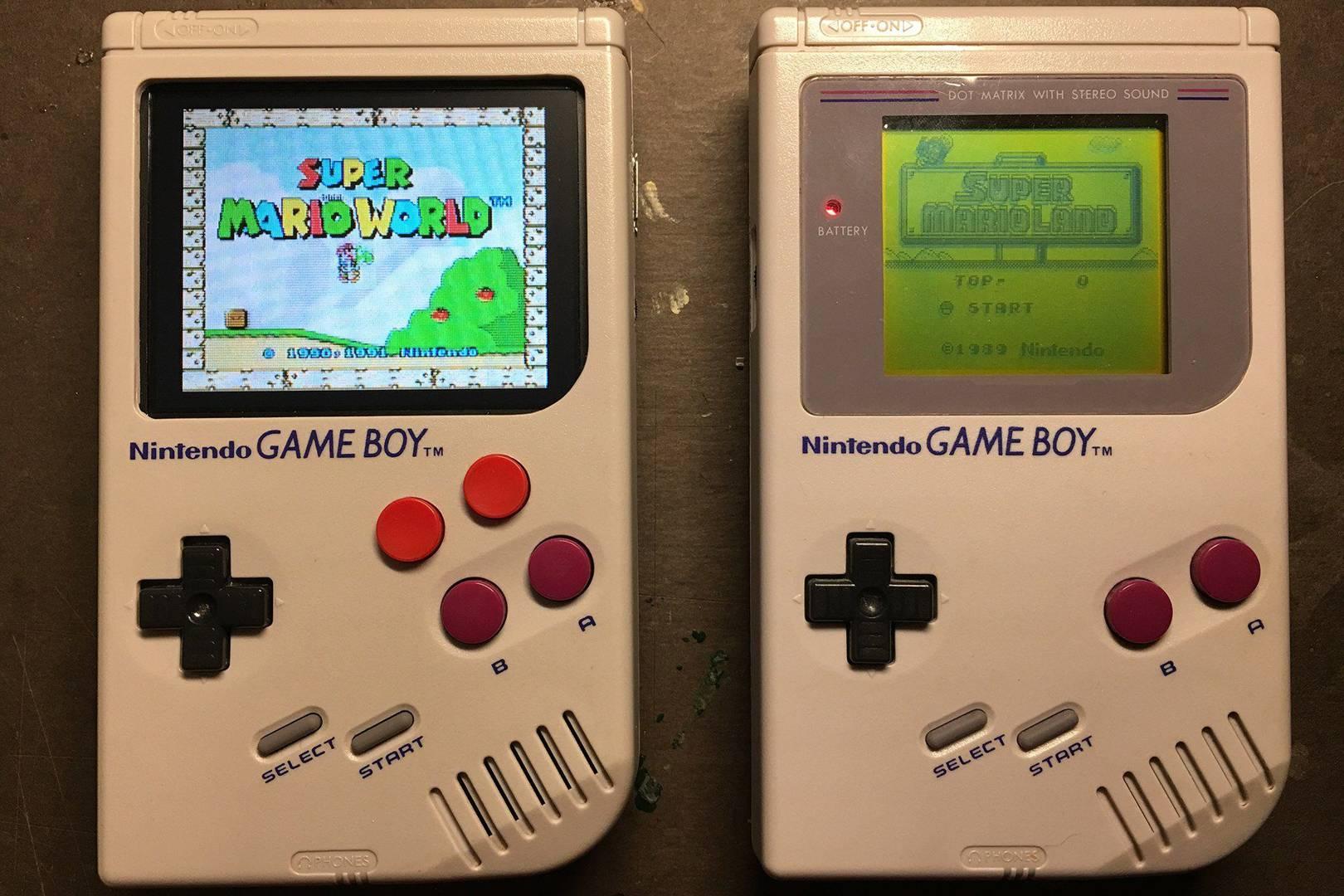 This 'Game Boy Zero' runs on a Raspberry Pi | WIRED UK