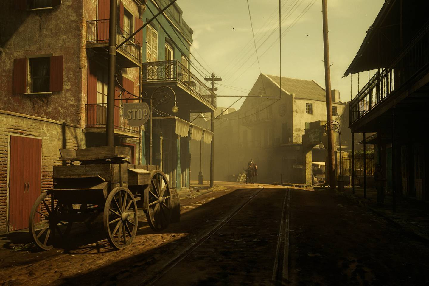 Self-isolating photographers are making Red Dead Redemption 2 art