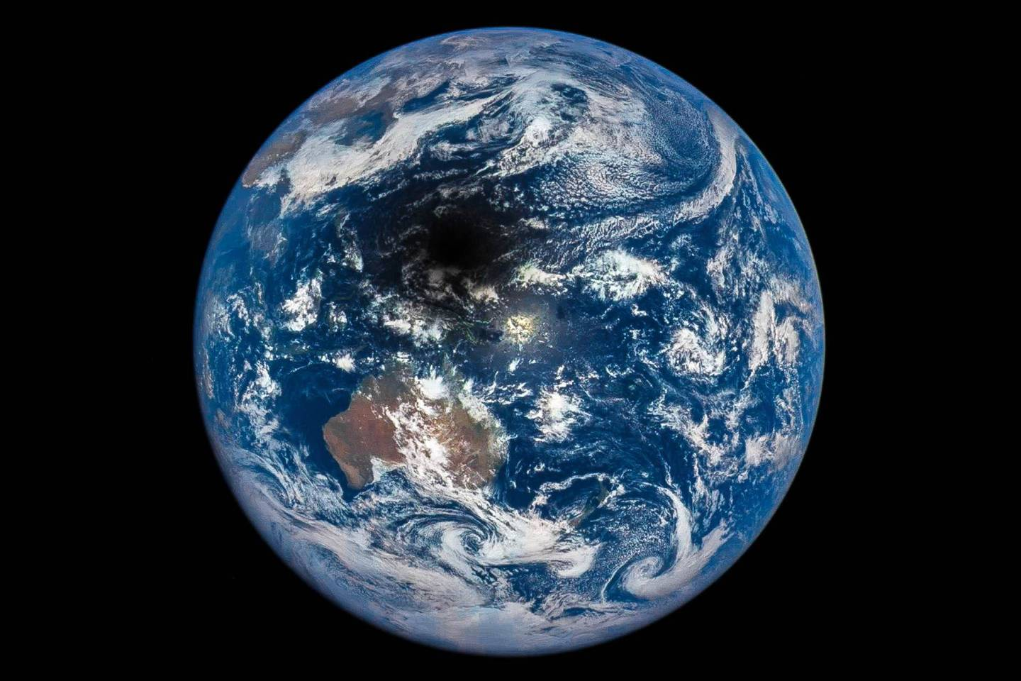 deep earth seen from space - photo #47
