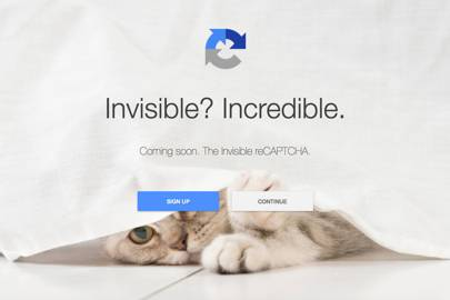 Death to CAPTCHA! Google wants to make them invisible using AI
