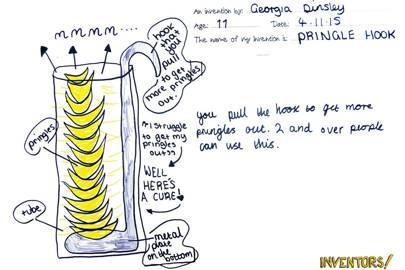 Pringles Hook