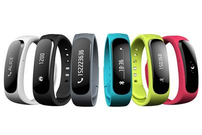 Huawei's Talkband B1 has pop-out Bluetooth headset (hands-on)