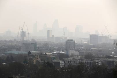 Why is London's air so toxic?