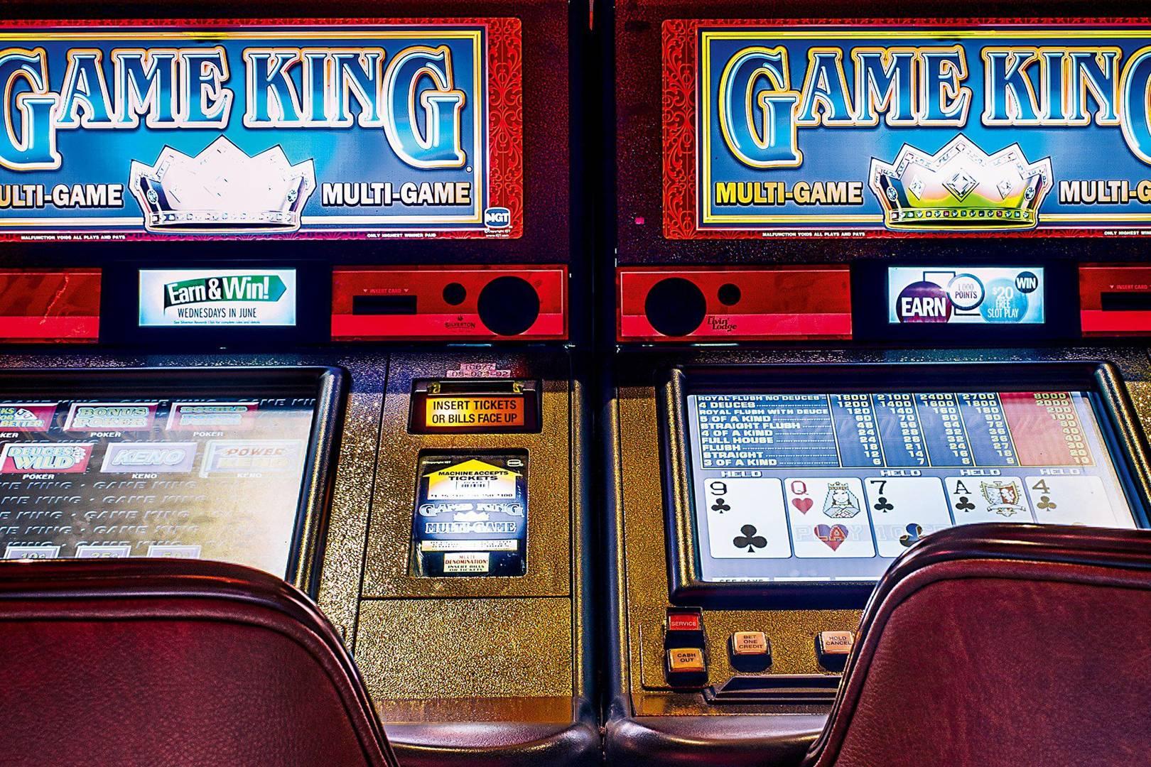 Zapping slot machines gambling hotels pa