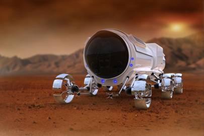 Mars Hero