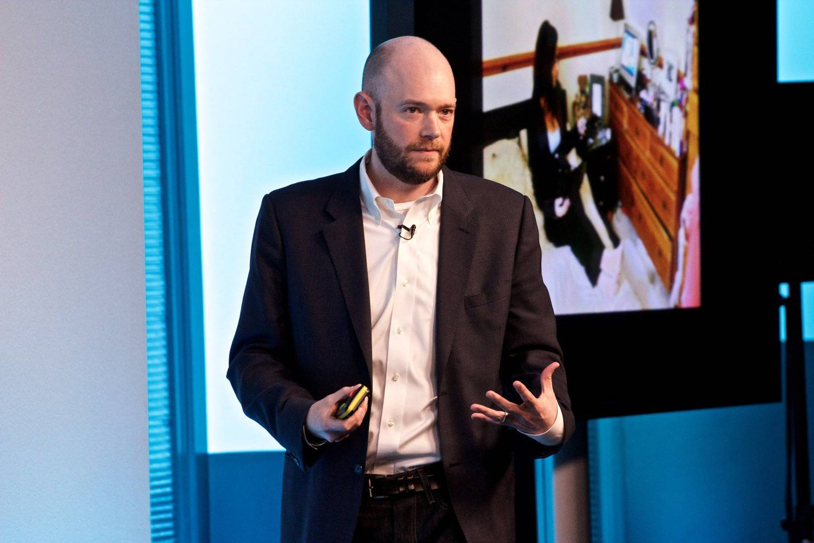 Intel futurist: \'imagination is the undeveloped skill\' | WIRED UK