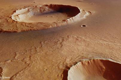Mars was struck by mega-floods 3 billion years ago, images reveal - Technology Updats