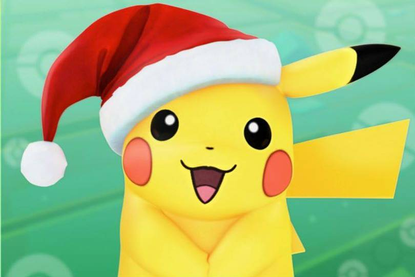 Holiday pikachu can evolve into holiday raichu in pok mon - Images de pikachu ...