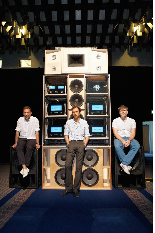 Despacio: the 50,000-watt sound system designed for discerning