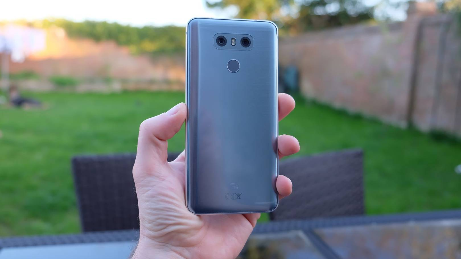 LG G6 review: great battery life pits it against the Galaxy S8