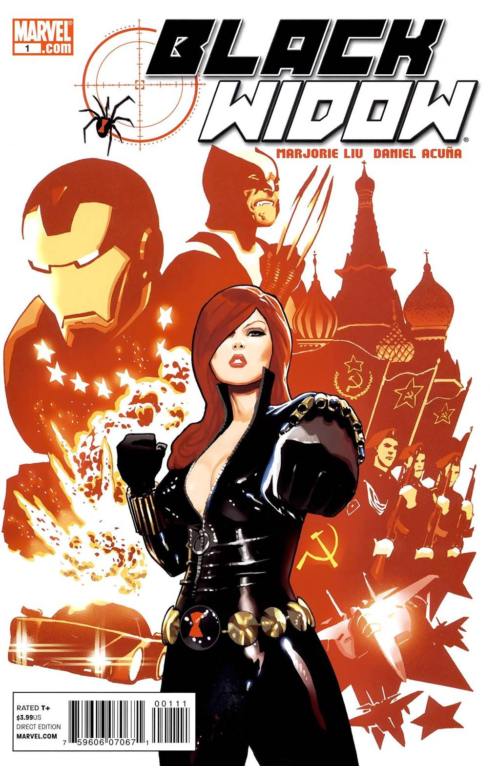 What to expect from Marvel's Avengers spin-off 'Black Widow