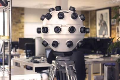 Panopticam makes virtual reality movies a possibility
