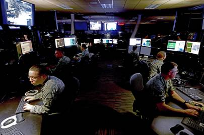 US Air Force surveillance centre