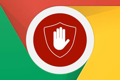 Chrome now blocks dodgy ads by default. Which is great for Google