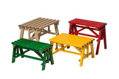 PESI Lumber Table