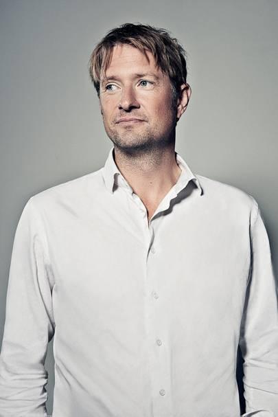 Mark Brownlow, series producer of Hidden Kingdoms series